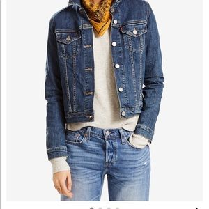 Women's original Denim trucker jacket